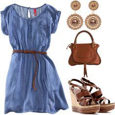 """H & M Dress"""
