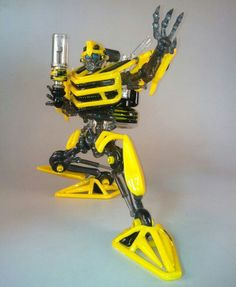 Transformers concentrates pipe. Holy shit!