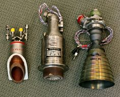 Miniature rocket engine. - Google Search