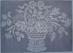 Kira scheme crochet: Scheme crochet no. 3003