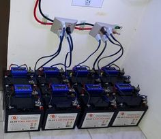 Solar Powered Air Conditioning Unit. : 6 Steps (with Pictures) - Instructables Power Energy, Save Energy, Diy Generator, Homemade Generator, Solar Projects, Electrical Projects, Energy Projects, Best Solar Panels, Solar Power System