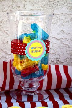 Birthday Party Ideas | Photo 1 of 36 | Catch My Party