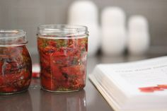 Preserving Tomatoes