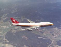 Keep up to date with Qantas' latest news and information, media releases, articles, images and more with the Qantas News Room. Boeing 747 400, Boeing Aircraft, Qantas Airlines, Atlas Air, Air China, Air Photo, Air Festival, Jet Plane, Vintage Advertisements