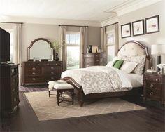 Coaster Sherwood 4 pc Bedroom Set Las Vegas Furniture Online | LasVegasFurnitureOnline | Lasvegasfurnitureonline.com