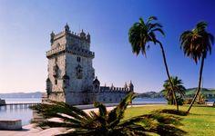 Tower of Belem, Torre de Belem, Lisbon, Portugal