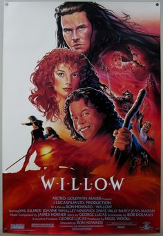 thought I was the bravest child because Willow didn't scare me growing up!