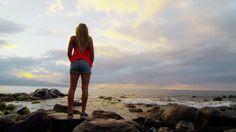 Apasionante la historia de esta hawaiana y su dedicación y pasión por el surfing de olas grandes.