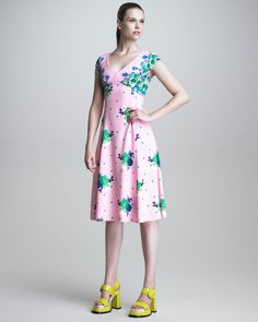 marc-jacobs-pink-dot-floral-print-dress-product-1-5010605-642701882.jpeg (1200×1500)