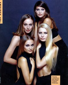 Gentleman Boners is a true gentleman's club. Only the finest eye candy of the classiest nature can be found here. Laetitia Casta, Natalia Vodianova, Lily Aldridge, Claudia Schiffer, Cindy Crawford, Heidi Klum, 90s Models, Female Models, Kirsty Hume