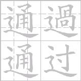 Tong Guo - Daily Mandarin Lesson: Top - Traditional Bottom - Simplified