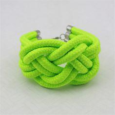 2017 new Preparation of cotton woven bracelet bracelets women  Jewelry fluorescent Wristlet