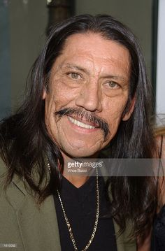 Actor Danny Trejo attends the premiere of the film 'Bubble Boy' August 23, 2001 in Hollywood, CA.