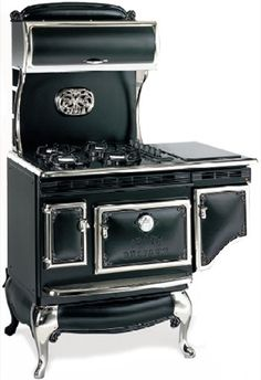 antique oven