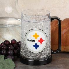 Pittsburgh Steelers 16oz. Freezer Mug