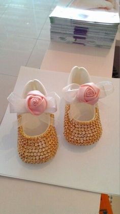 pretty shoes by bybanu on Etsy, $25.00