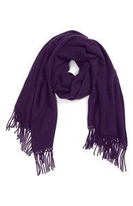 Nordstrom Woven Cashmere Wrap   Hukkster