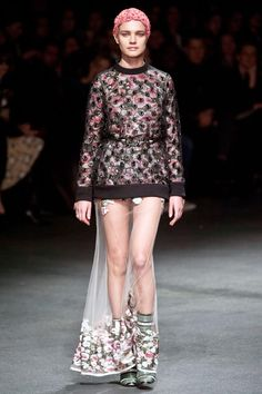 Givenchy Fall 2013 RTW 49 - The Cut