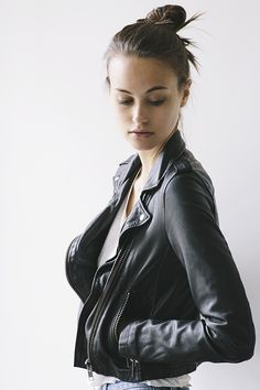 e31ec2bcb6 Search Leather Jackets on Designspiration