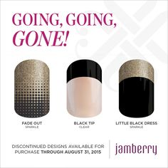 Check out these GGG wraps, get 'em before they're gone! itssummer.jamberry.com