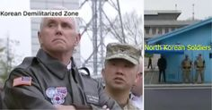 Watch: Pence Visited The DMZ, Enemy Troops Saw 1 Huge Difference From Obama