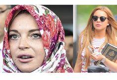 خمسة من مشاهير هوليوود يفتخرون بإسلامهم.. هل انضمت ليندسي لوهان اليهم؟