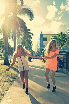 Find friends in miami