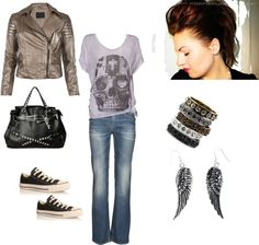 """""""Concert Look"""" by vegasvalerie on Polyvore"""