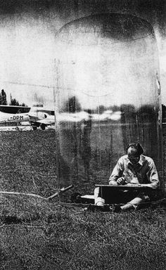 Hans Hollein, Mobile Office, 1969