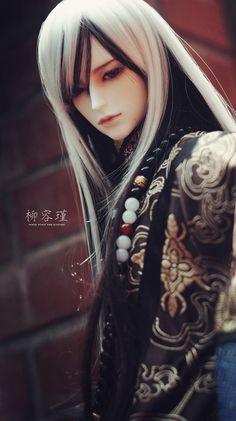 All sizes | Soom Wolf The Knight | Flickr - Photo Sharing! Anime Dolls, Ooak Dolls, Barbie Dolls, Pretty Dolls, Beautiful Dolls, Chinese Dolls, Enchanted Doll, Realistic Dolls, Smart Doll