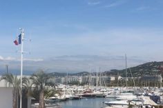 Boats in the Harbor Cannes 2014