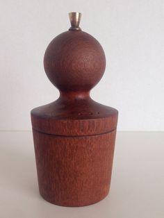 AH Danish Modern Wood Peppermill Pepper by TheGinghamKitchen, $125.00