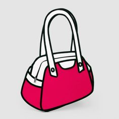 6 months on and I STILL bloody well want this cartoon bag.