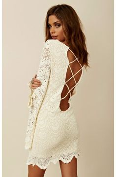 Spanish Priscilla Dress