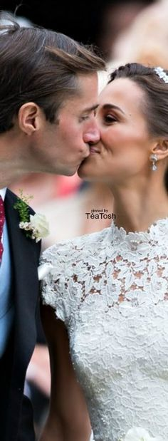 ❇Téa Tosh❇ Pippa Middleton and James Matthews Married on May 20, 2017