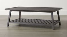 """Campton Coffee Table - 48"""" x 28"""" - $399 (less 15% is $339.15)"""