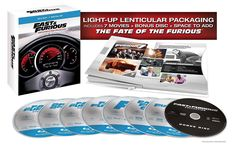 """Deal of the Day: Save on Fast & Furious The Ultimate Ride Collection 1-7 for 4/14/2017 only!     Today only, save on """"Fast & Furious: The Ultimate Ride Collection 1-7"""". This offer is while supplies last and ends 4/14/17 at 11:59 p.m. PT"""" Buckle up for nonstop action and mind-blowing speed in the adrenaline-fueled Fast & Furious 7-Movie Collection. Vin Diesel, Paul Walker, Dwayne Johnson, Michelle Rodriguez and an all-star cast put pedal to the metal in pursuit of justice and survival as they…"""