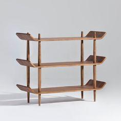 Morris Bookshelf by Sean Dix