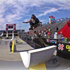 "@Flip Skateboards's photo: ""Make sure to check out Mr. #davidgonzalez today LIVE in #streetleague Prelim at the #lastxgamesla. 3:00PM ET xgames.espn.go.com"""
