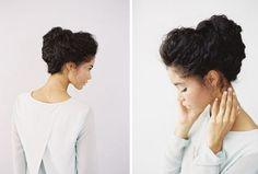 O BuzzFeed selecionou 17 penteados práticos, rápidos e fáceis de fazer para quem tem cabelo cacheado e está procurando uma forma diferente de arrumar os fios. Confira o passo a passo e descubra que, definitivamente, seus cachos não precisam ser esticados.
