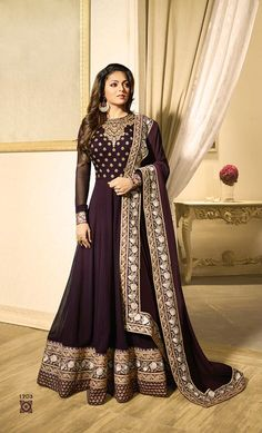 Hot Wedding Wear Long Designer Anarkali Shalwar Kameez Suit Top :- Faux GeorgetteBottom :- Santoon Inner :- SantoonDupatta :- nazminWrok :- Faux Georgette With EmbroidryLength :- Max up to :- Max up to :- Semi Stitched Indian Gowns, Pakistani Dresses, Indian Outfits, Indian Long Dress, Pakistani Clothing, Party Wear Dresses, Party Wear Sarees, Bridal Dresses, Party Dress