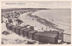 Lossiemouth, Bathing Beach 1938