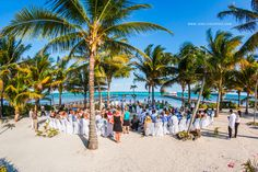 San Pedro, Ambergris Caye Belize Weddings | Beach Weddings | Destination Weddings | Jose Luis Zapata Photography