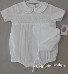 Petite Ami Boy's 18 Mo White Woven Peter Pan Collar Shirt Snap Organic