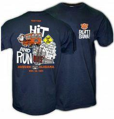 Iron Bowl Game Shirt