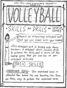 Worksheets Volleyball Worksheets volleyball worksheets for physical education pictures worksheet pigmu