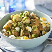 American kipfler potato salad - 4 points
