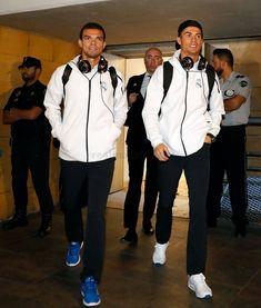 Pepe & Cristiano Ronaldo