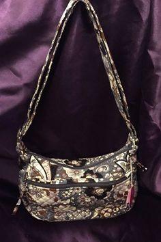 Stephanie Dawn Shoulder Bag Purse in Midnight Espresso NWT  | eBay