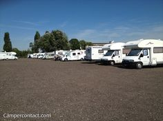 Aire de Camping-Car Amsterdam City Camp - Amsterdam (Pays-Bas) | Campercontact